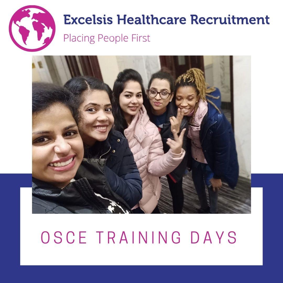 OSCE training days